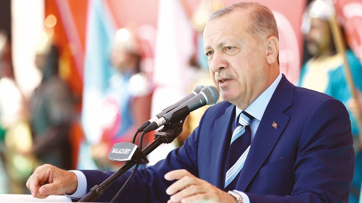 Başkan Erdoğan: Hiçbir zaferimiz kolay kazanılmadı