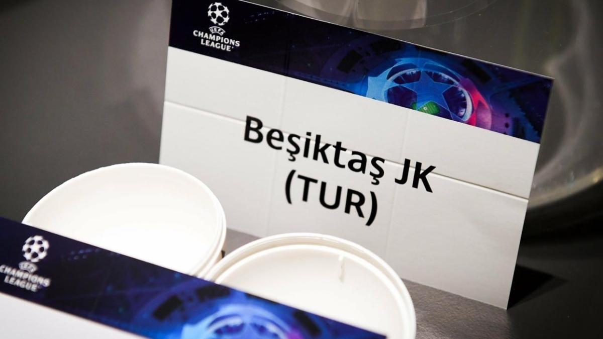Beşiktaş kura sonrası ümitlerini arttırdı
