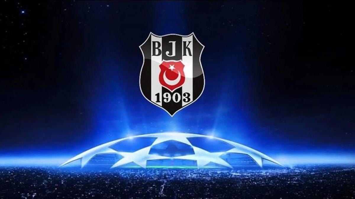 Beşiktaş'ın Şampiyonlar Ligi'ndeki maç fikstürü belli oldu