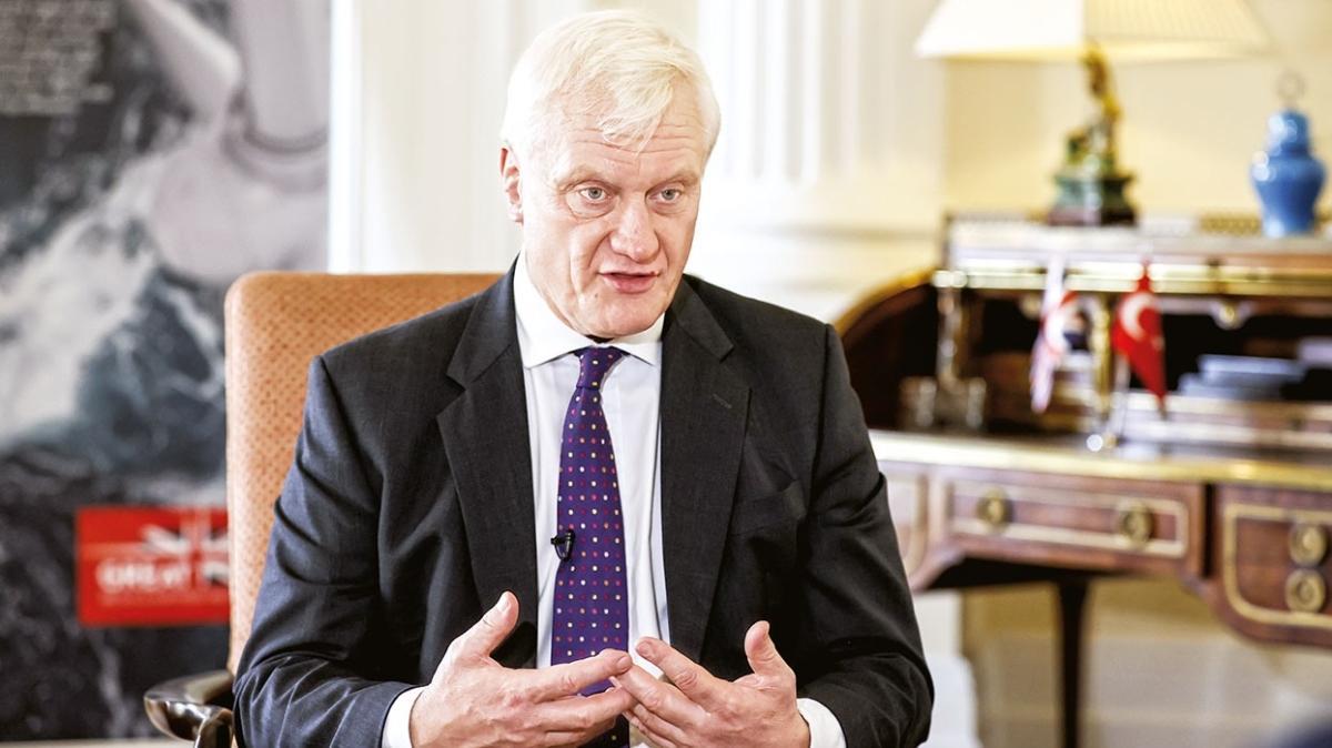 Birleşik Krallık İhracat Bakanı Graham Stuart: Türkiye önemli güç STA'yı genişleteceğiz
