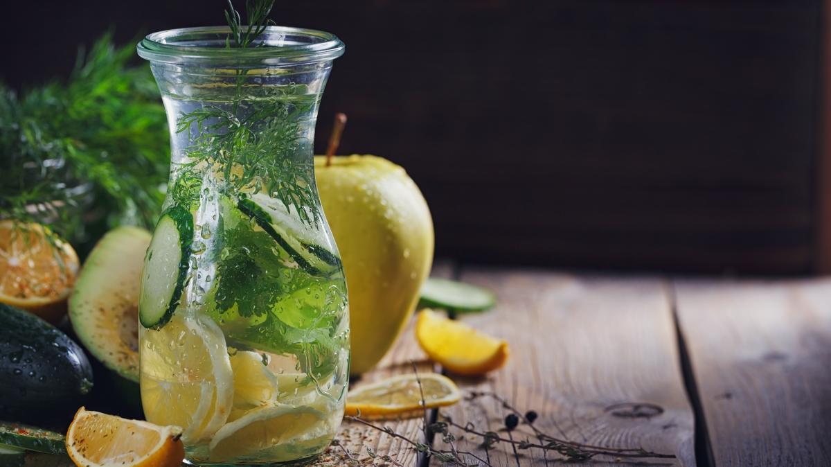 En etkili detoks bu sebzenin suyu! Zayıflatıyor