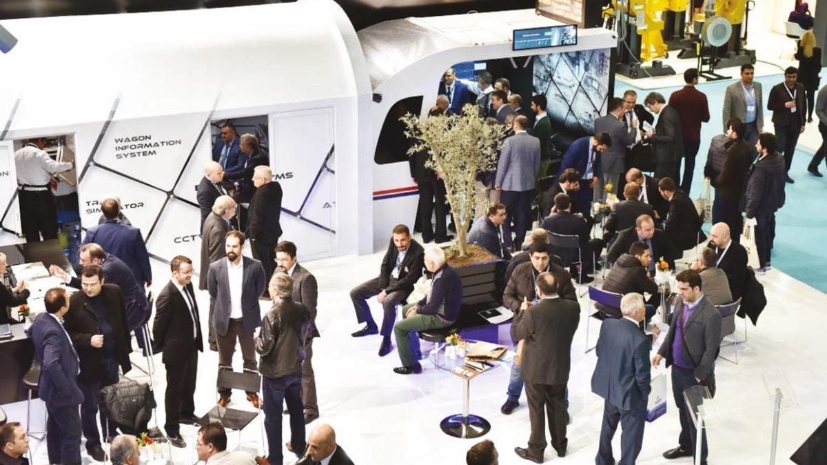 Eurasia Rail, 25 Kasım'da başlıyor