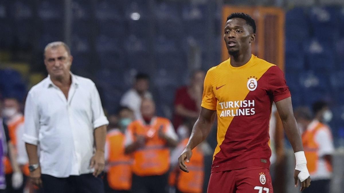 Galatasaray, Jesse Sekidika'yı Oud-Heverlee Leuven'e kiraladı