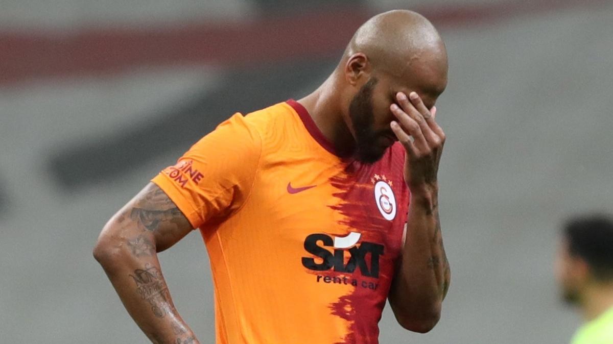 Galatasaray'da Marcao'nun geleceği belli oluyor