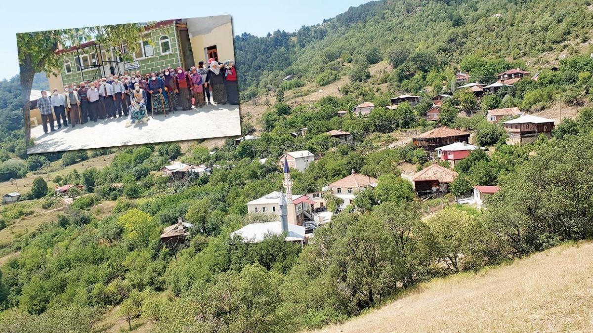 Kayan köyde inadına yaşam