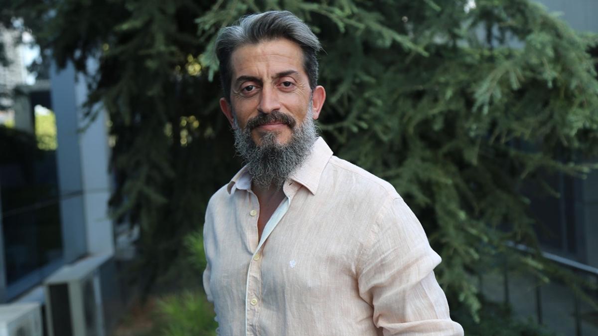 Oyuncu Mehmet Usta: İnsanın hayatına devam edebilmesi insanla mümkün
