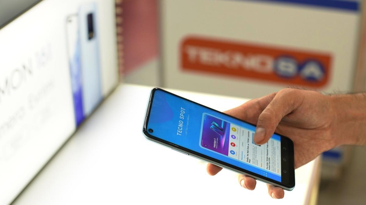 Tecno Mobile, Türkiye'de üretilen Camon 16'yı kullanıcı beğenisine sundu