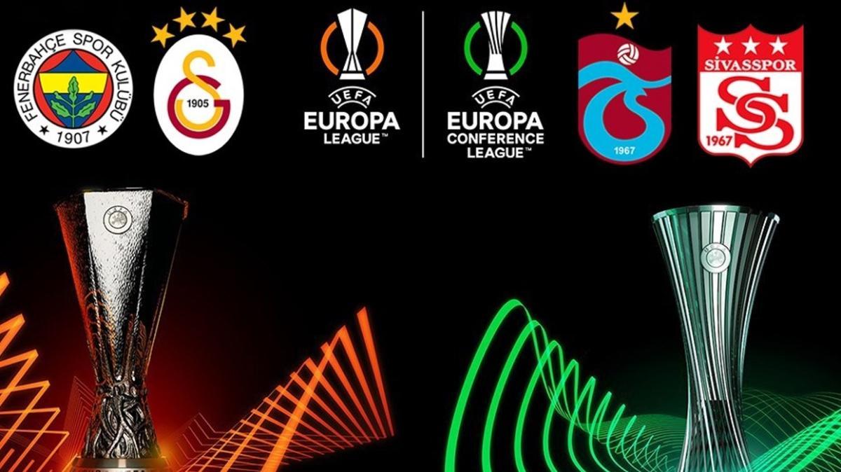 Ülke puanına en çok katkı sağlayan 10 Türk takımı