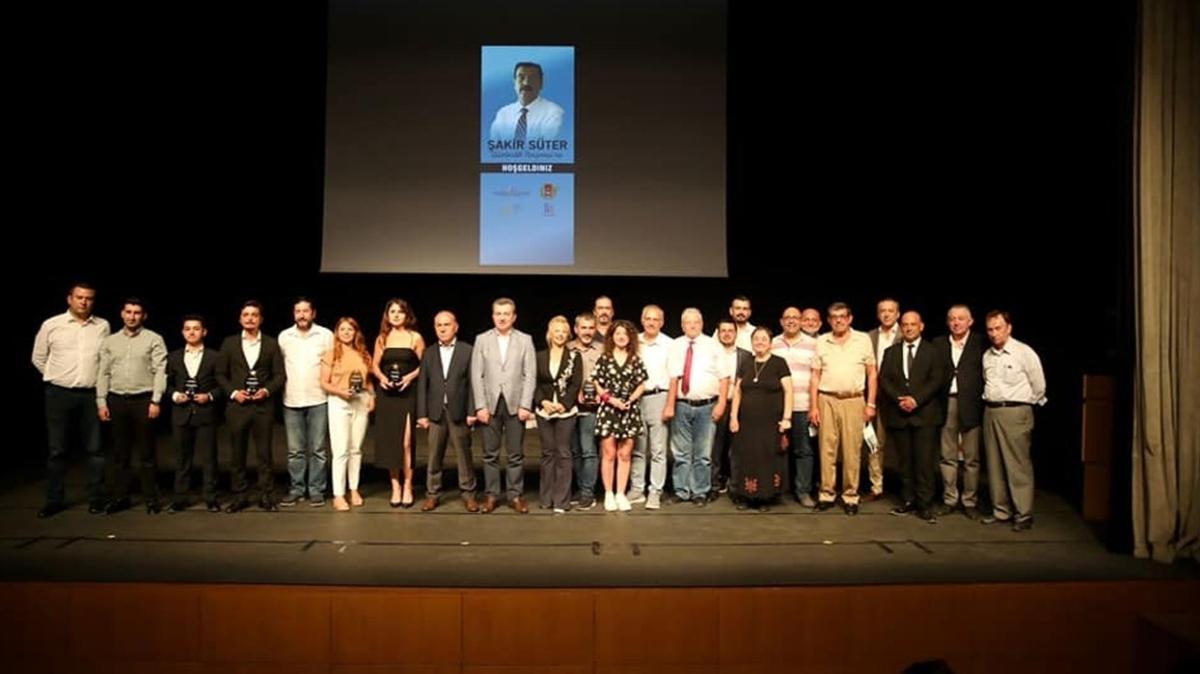10. Şakir Süter Gazetecilik Yarışması'nda ödüller sahiplerini buldu