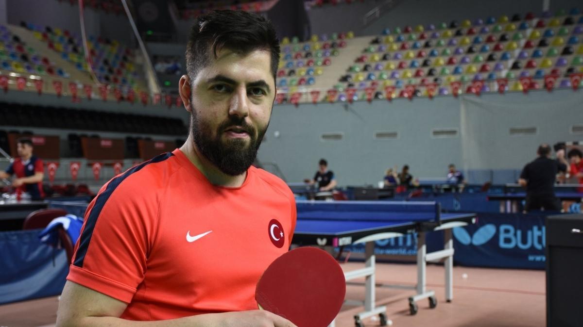 2020 Tokyo Paralimpik Oyunları'nda bir bronz madalya da Ali Öztürk'ten