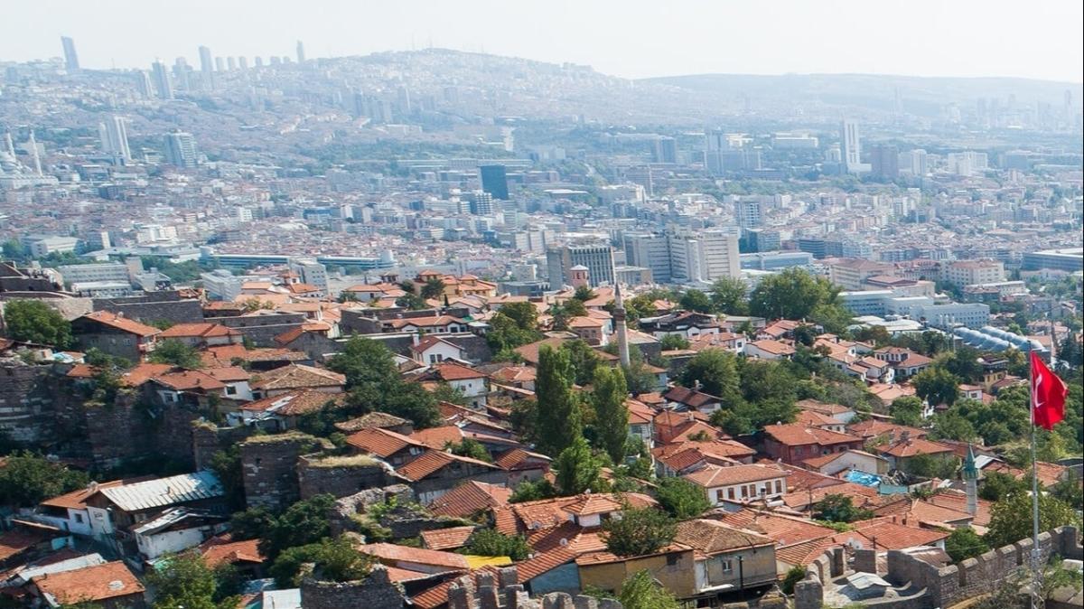 Ankara Çankaya'da 4000 m2 arsa mahkemeden satışa çıkarıldı!