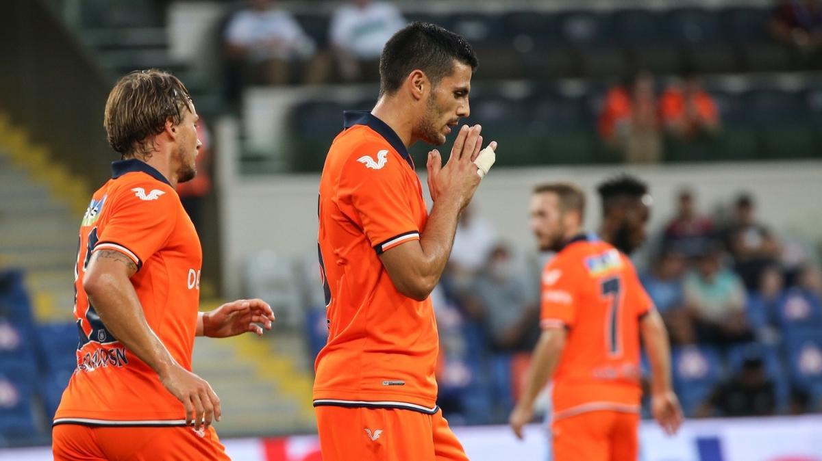 """Başakşehir nereye"""" 0-1"""