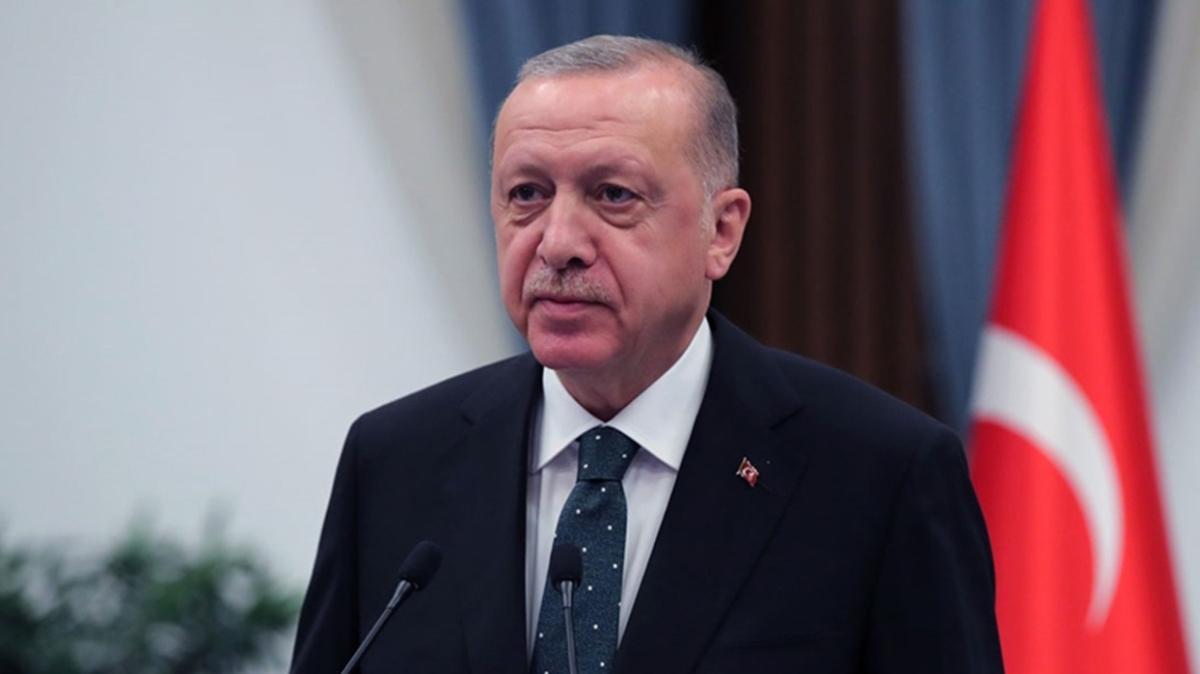 Başkan Erdoğan Karadağ'a geldi