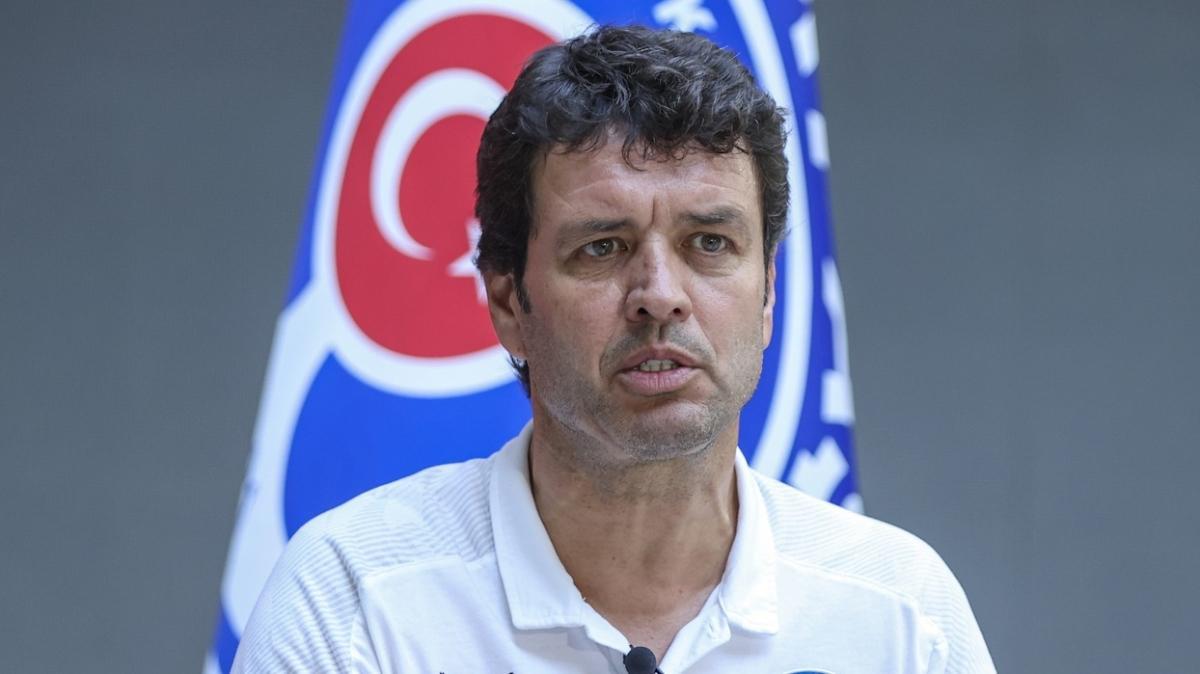 Cihat Arslan: Galatasaray'ı yeneceğimize inanıyorum