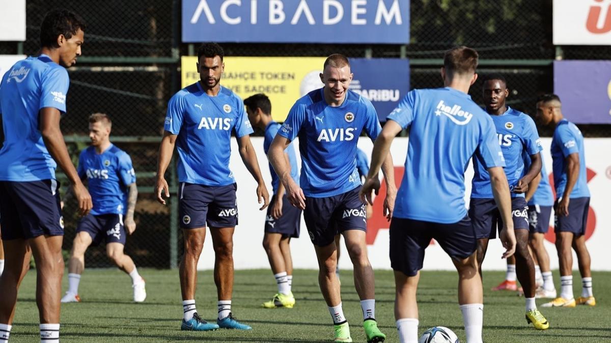 Fenerbahçe, Altay'a hazır