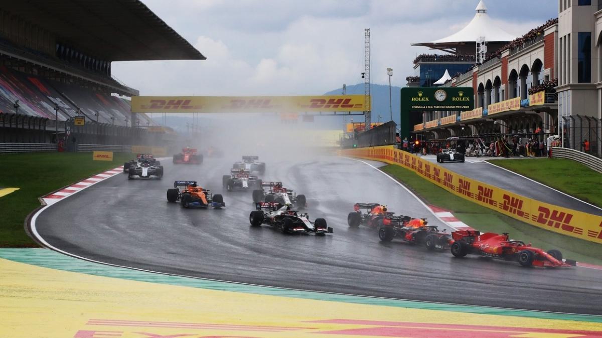 Formula 1, Türkiye Grand Prix'sinin tarihini değiştirdi