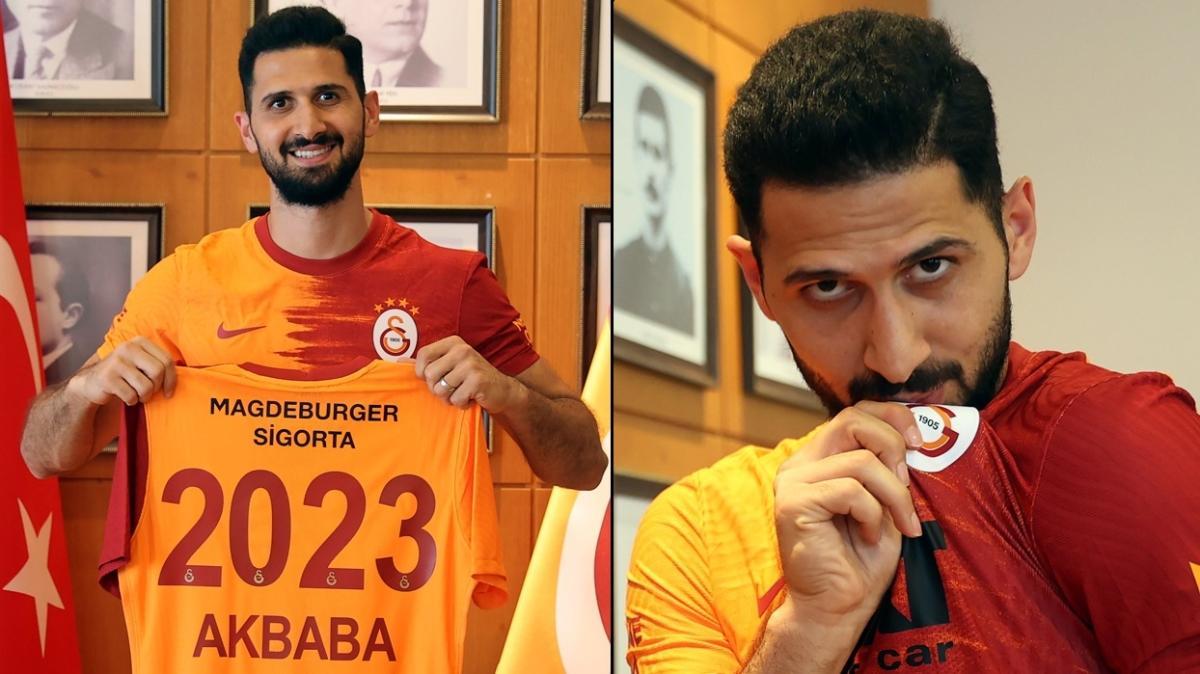 Galatasaray Emre Akbaba'yı gözden çıkardı! Süper Lig'den 3 talip