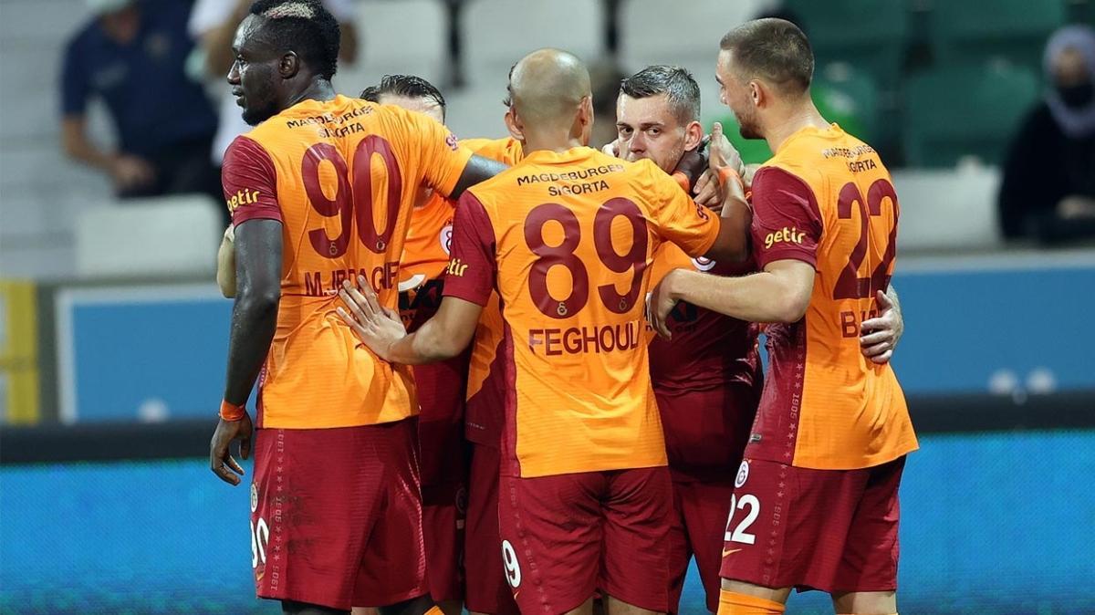 Galatasaray'ın UEFA Avrupa Ligi fikstürü belli oldu! İlk maç İstanbul'da Lazio ile