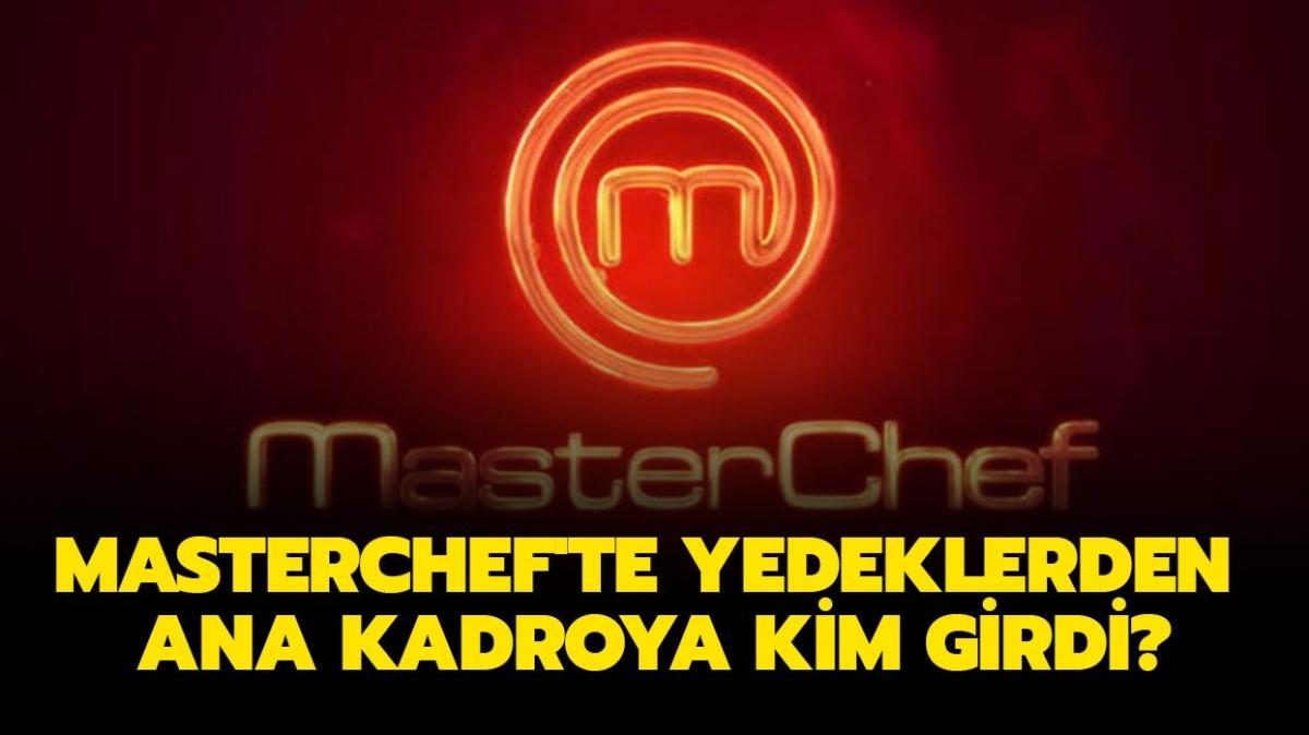 """Dün akşam MasterChef'te yedeklerden ana kadroya kim girdi"""" MasterChef Türkiye 28 Ağustos 2021 kazananı kim oldu"""""""