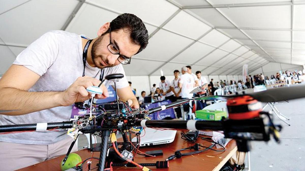 Savaşan İHA Yarışması 5-9 Eylül'de Bursa'da