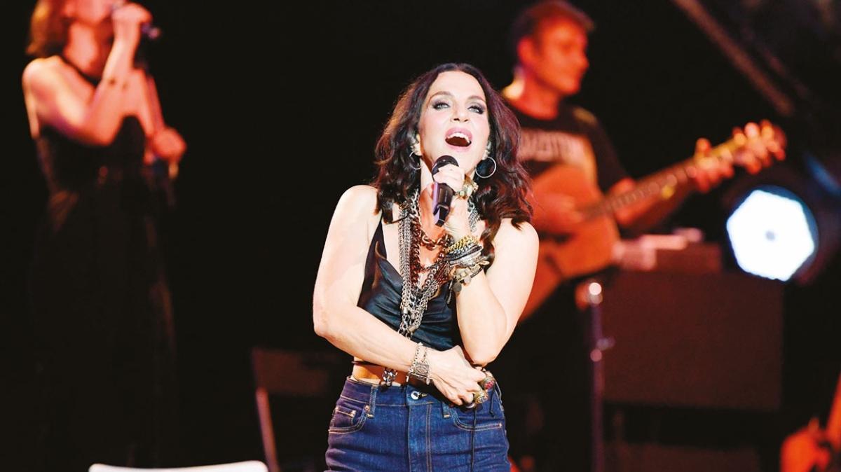 Sertab Erener'in müzikali dönüyor