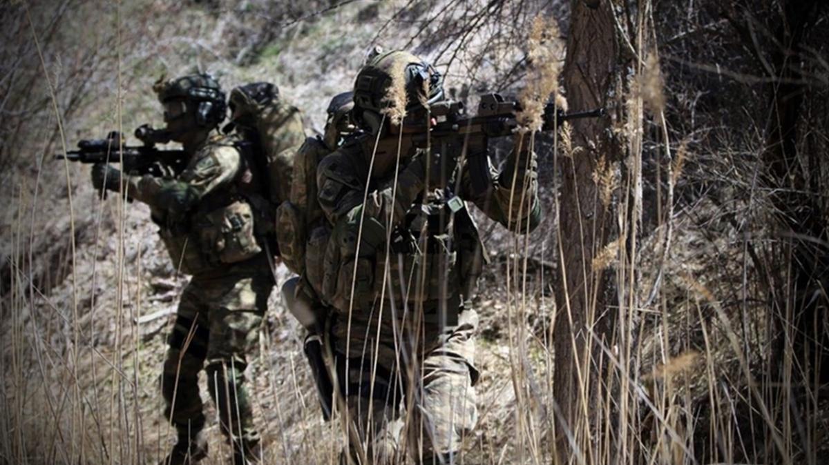 Son dakika haberi... MİT ve TSK'dan ortak operasyon: 3 terörist etkisiz hale getirildi