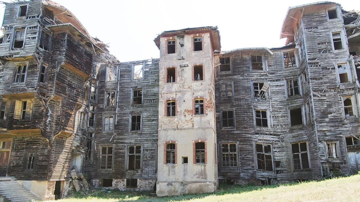 Tarihi Rum Yetimhanesi yeniden ayağa kalkacak