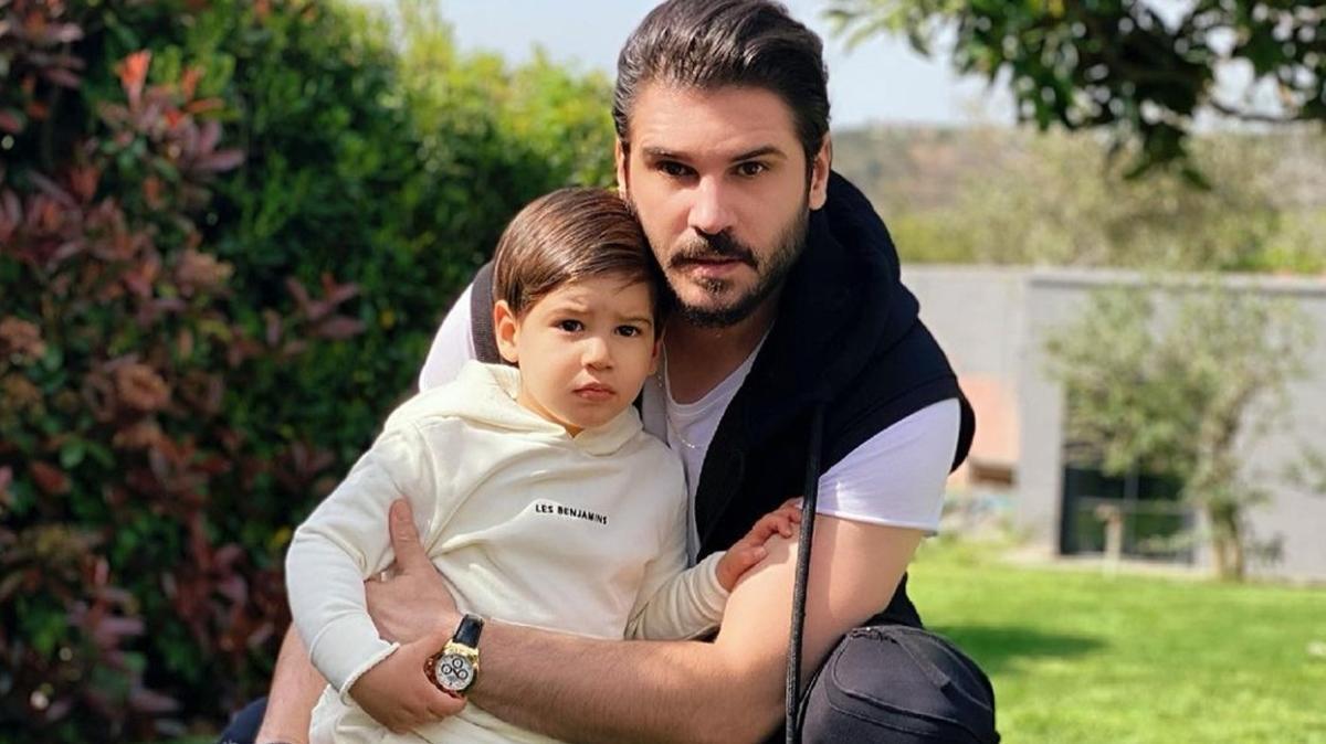 Tolgahan Sayışman, Alex de Souza'nın locasını alıp oğlu Efehan'ın adını verdi