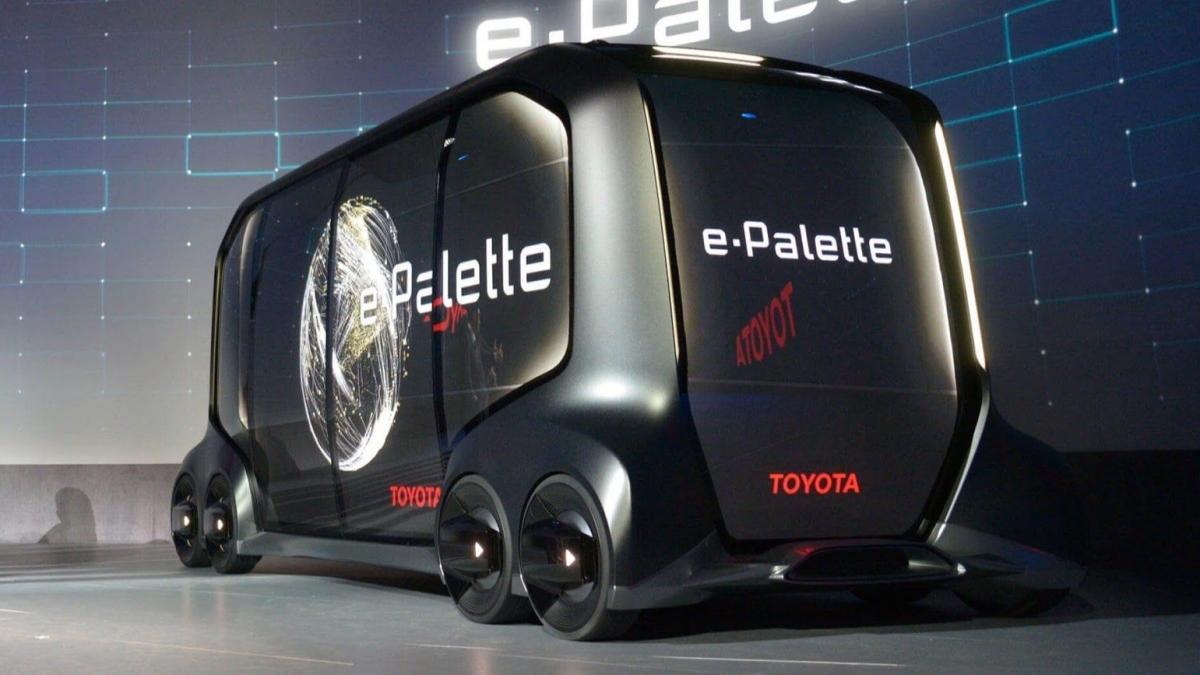 Toyota, yaşanan kaza sonrası otonom araçlarını Paralimpik Oyunları'ndan geri çekme kararı aldı