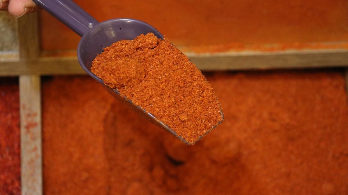 Toz kırmızıbiberin sofralara geliş yolculuğu