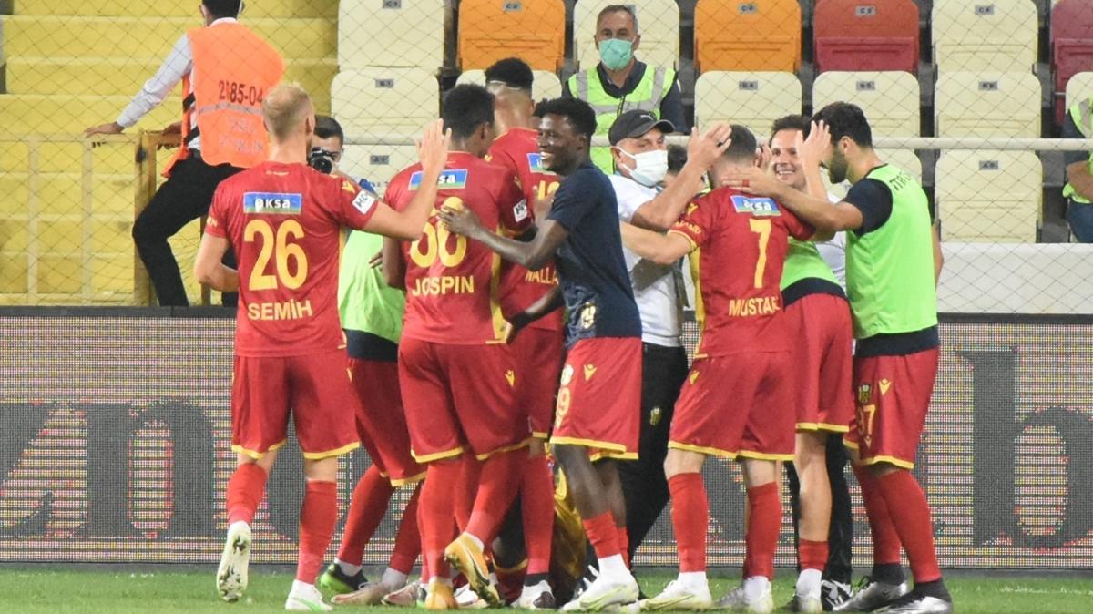 Erol Bulut yine kazanamadı! Yeni Malatyaspor, Gaziantep'i 2 golle devirdi