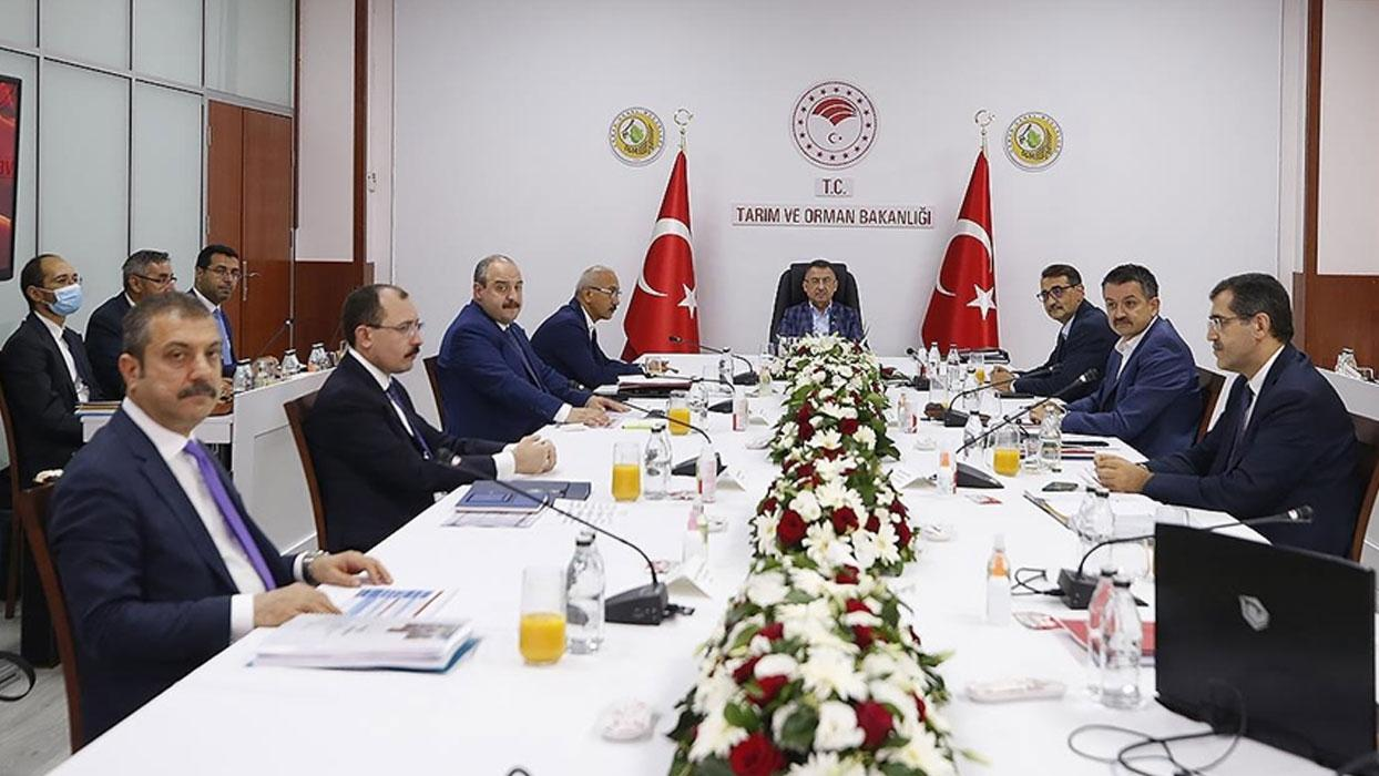 Ekonomi Koordinasyon Kurulu İstanbul'da toplandı