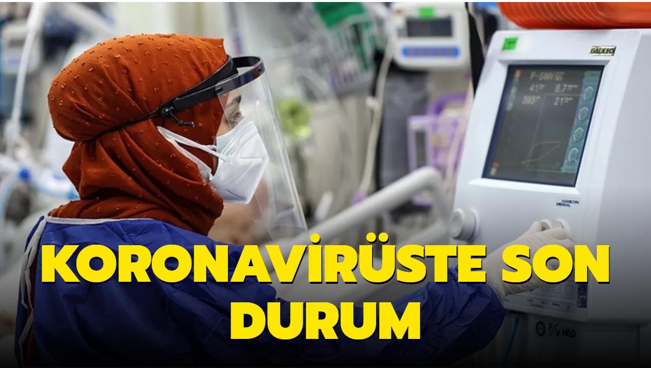 Sağlık Bakanı Fahrettin Koca koronavirüs salgınına ilişkin son durumu paylaştı... İşte 29 Ağustos 2021 koronavirüs tablosu