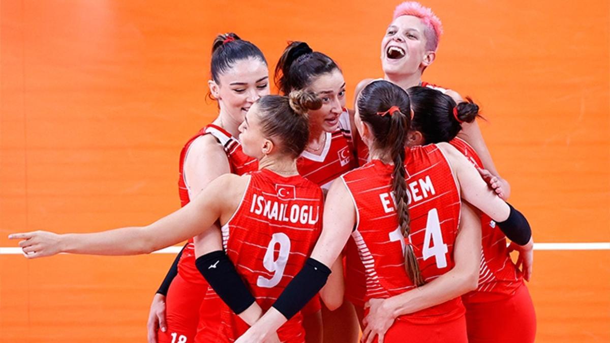 TRT Spor Yıldız Türkiye Çekya voleybol maçı canlı yayın izleme ekranı burada! Türkiye Çekya voleybol maçı canlı izle!