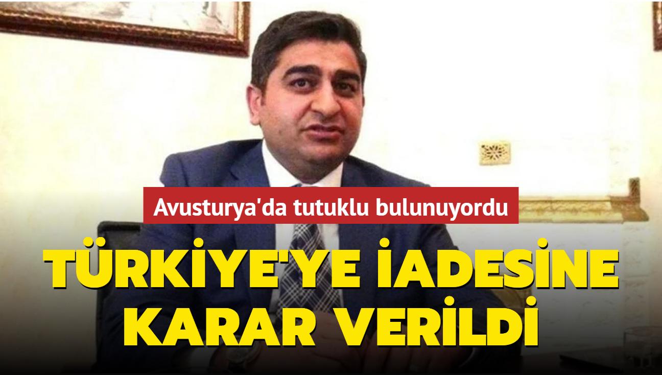 Avusturya'da tutuklu bulunuyordu... Sezgin Baran Korkmaz Türkiye'ye iade edilecek