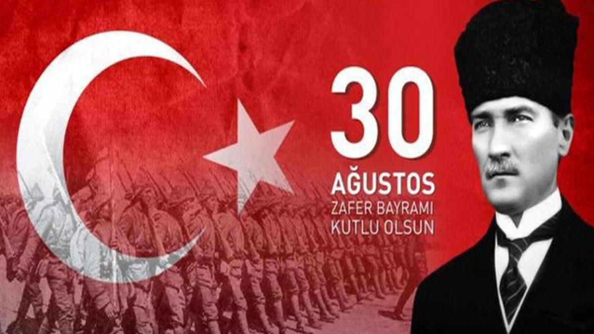 30 Ağustos Atatürk posterleri ve resimleri sizlerle! Atatürk'ün Zafer, zafer benimdir diyenindir sözü burada!