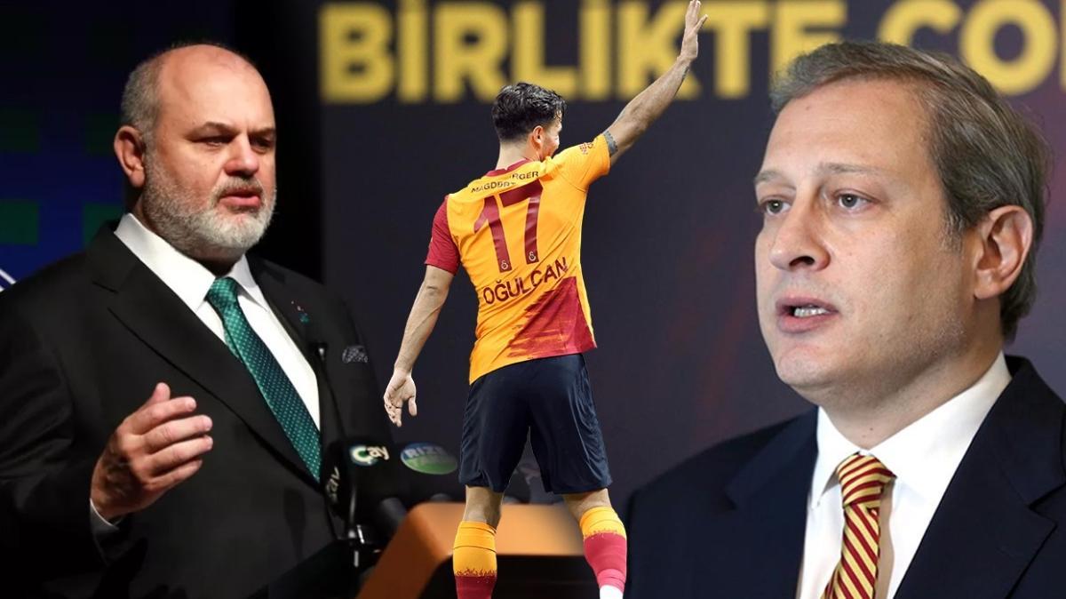 Çaykur Rizespor ile Galatasaray arasında Oğulcan Çağlayan savaşı boyut atladı! Açıklamalar peş peşe; Galatasaray, AİHM'ye gidiyor...