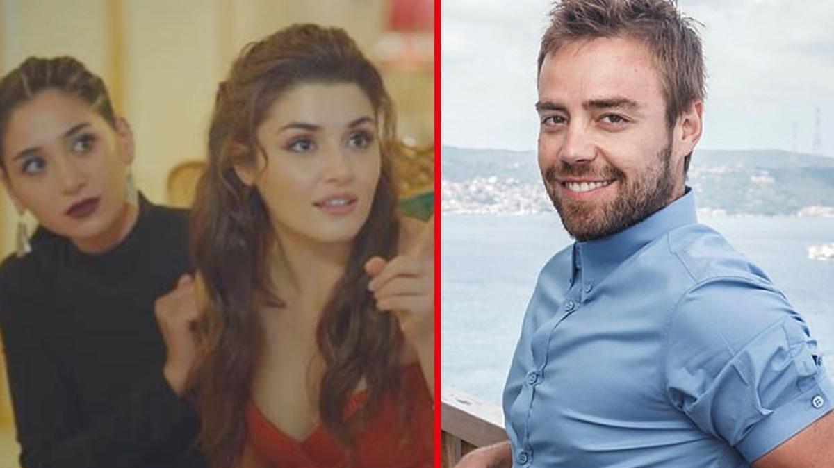 Hande Erçel, Sitare Akbaş'ı takipten çıkardı