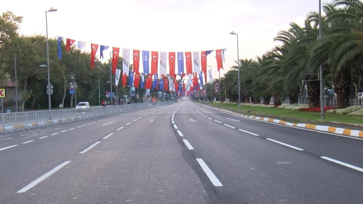 Vatan Caddesi trafiğe kapatıldı! İşte alternatif yollar