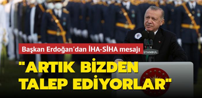 Başkan Erdoğan, Deniz ve Hava Harp Okulu diploma törenine katıldı