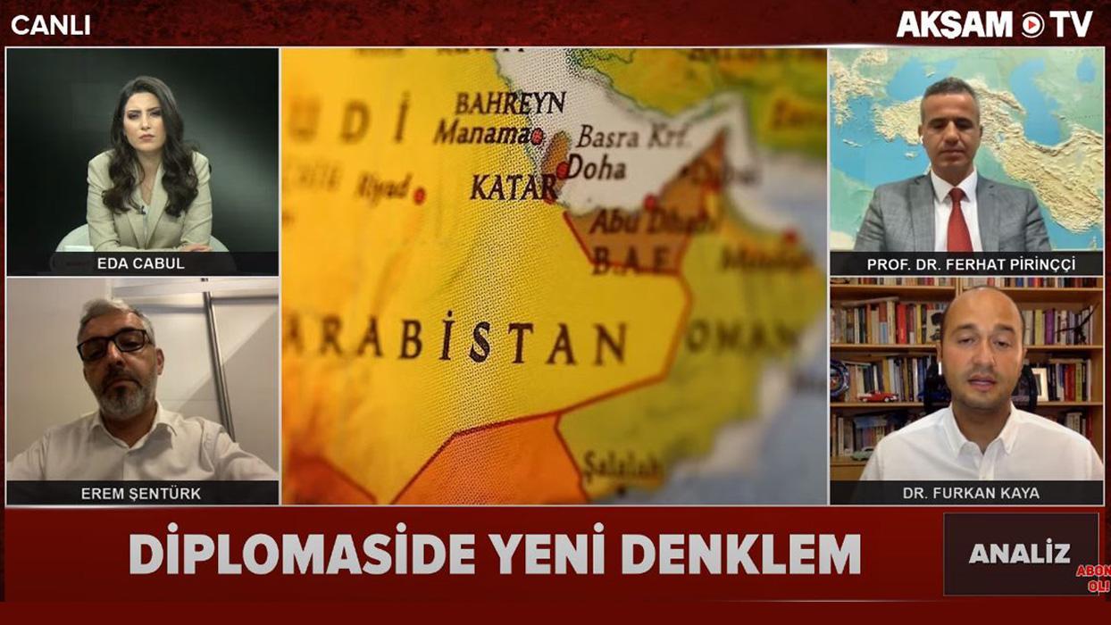 Diplomaside yeni denklem: Türkiye-BAE ilişkileri