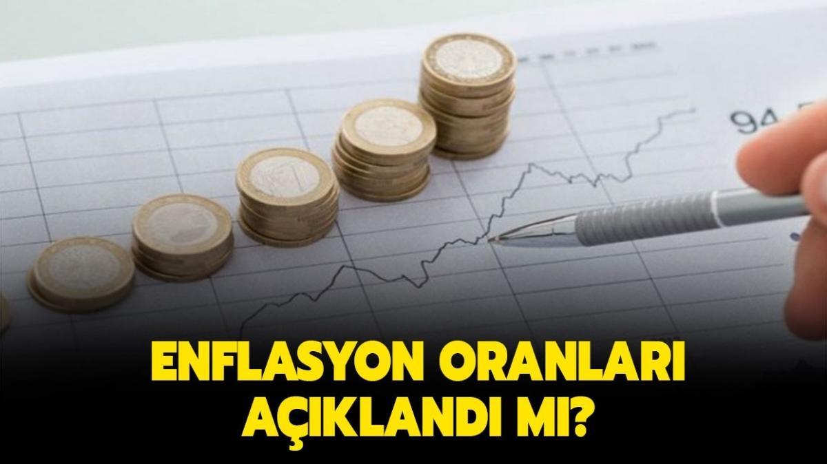 """Son dakika TEFE TÜFE Ağustos ayı enflasyon oranları açıklandı!  Ağustos ayı enflasyon oranı 2021 ne kadar"""""""