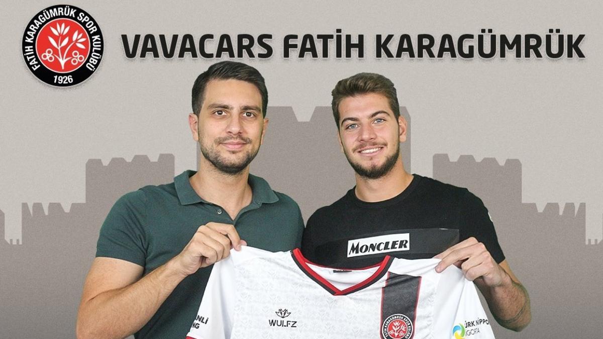 Fatih Karagümrük'ün Utku Yuvakuran transferi resmiyet kazandı