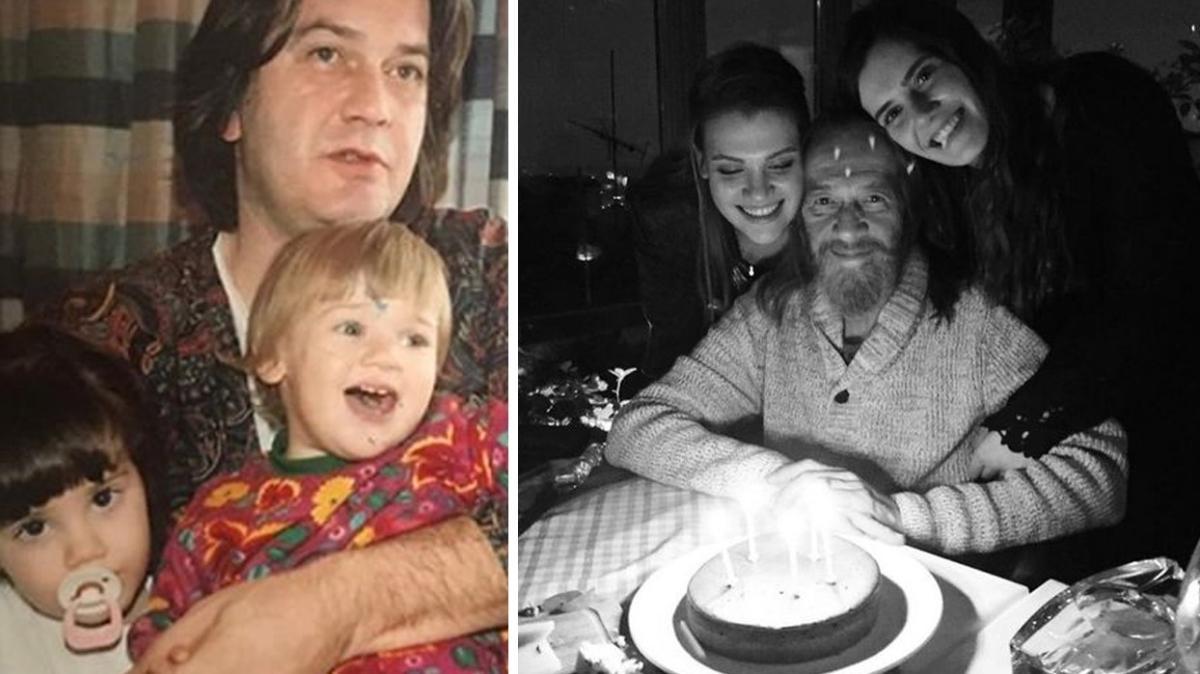 Ferhan Şensoy'un vefatının ardından kızları Derya ve Müjgan Şensoy'dan paylaşım geldi