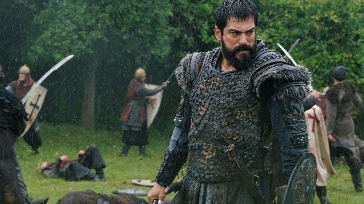 Kuruluş Osman 3. sezon çekimleri başladı!