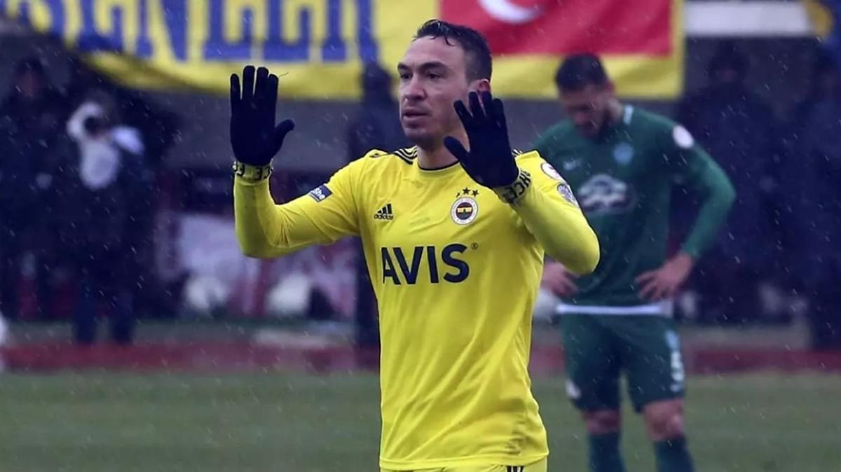 Mevlüt Erdinç, TFF 1. Lig ekibi Kocaelispor ile anlaştı