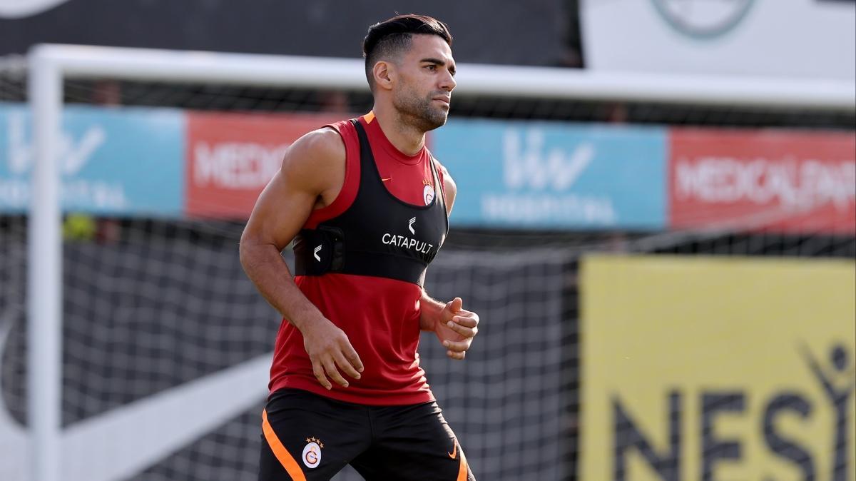 Son dakika Galatasaray transfer haberleri... El Tigre ile Aslan'ın yolları ayrıldı: Radamel Falcao Rayo Vallecano'da