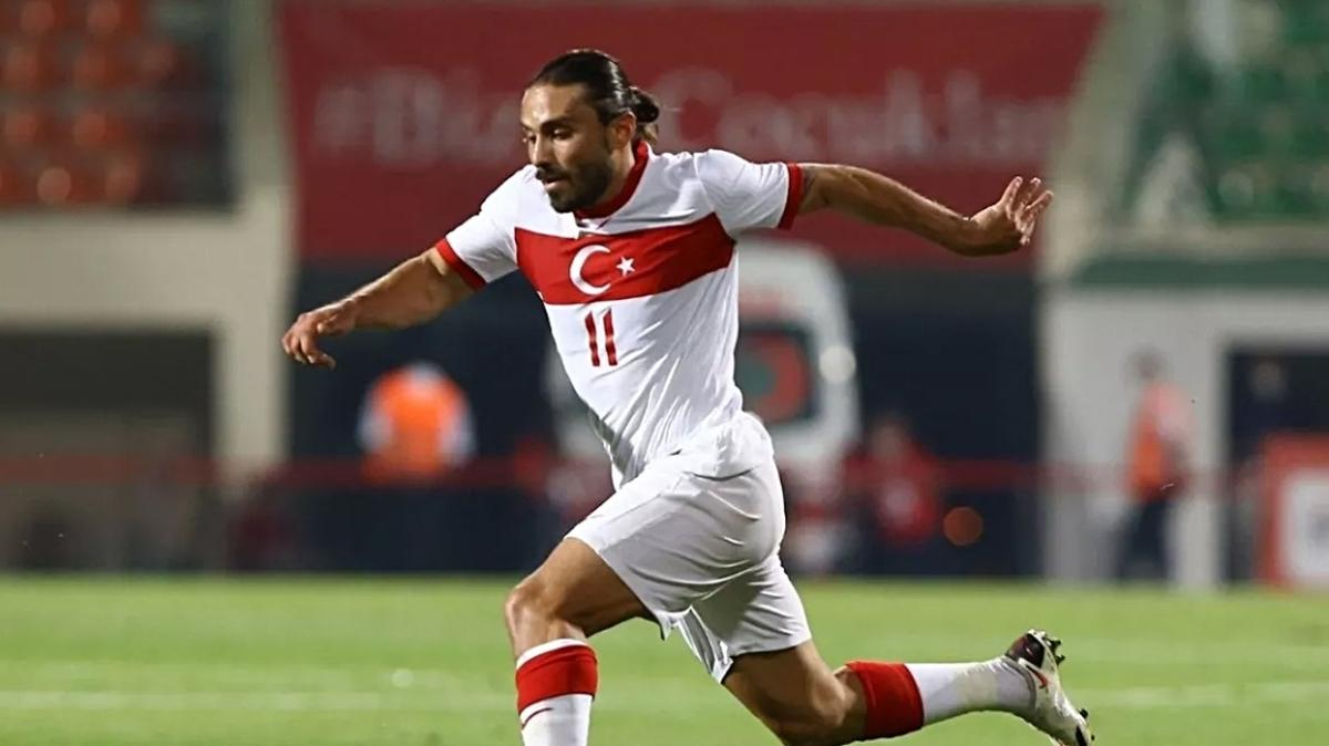 TFF, Halil Akbunar'ın milli takım kadrosundan çıkarıldığını duyurdu