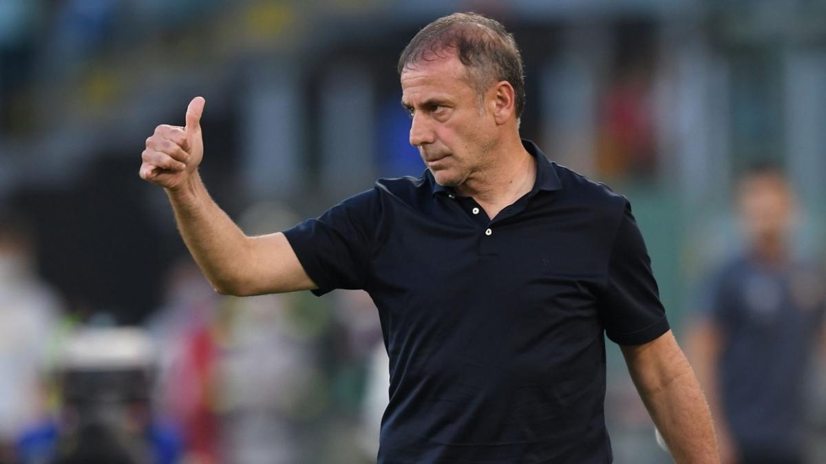 Trabzonspor Abdullah Avcı'yla mağlubiyeti unuttu