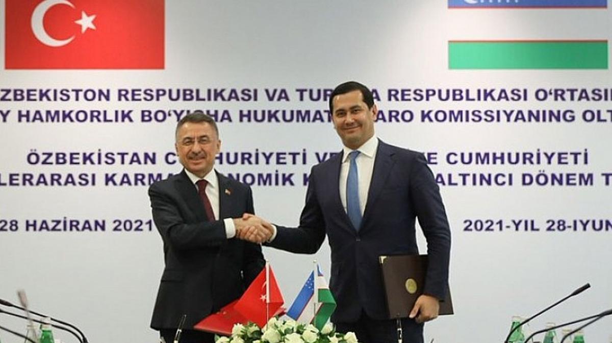 Türkiye ile Özbekistan arasında imzalanan yeni anlaşmaya ilişkin karar Resmi Gazete'de yayımlandı